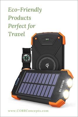 Solar Power Bank-Pinterest image