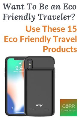 15 Eco-Friendly Products Perfect for Travel Pinterest Pin