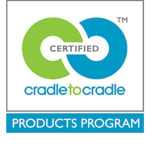 Cradle to Cradle logo | 3rd Party Certifier - Zero Waste & Indoor Air Quality Products - Conscious Consumer
