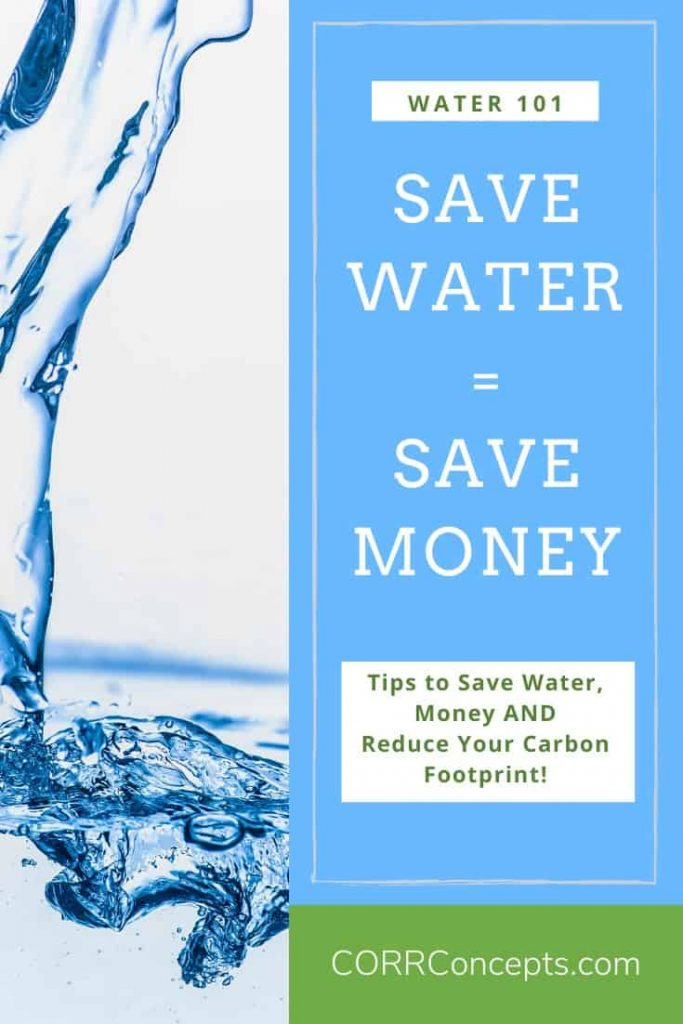 Conserve Water Tips