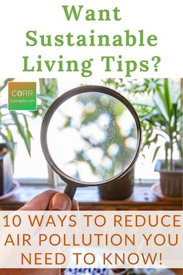 Ways to Reduce Air Pollution-Pinterest Pin