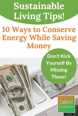 10 appliance swaps that save energy and money Pinterest pin