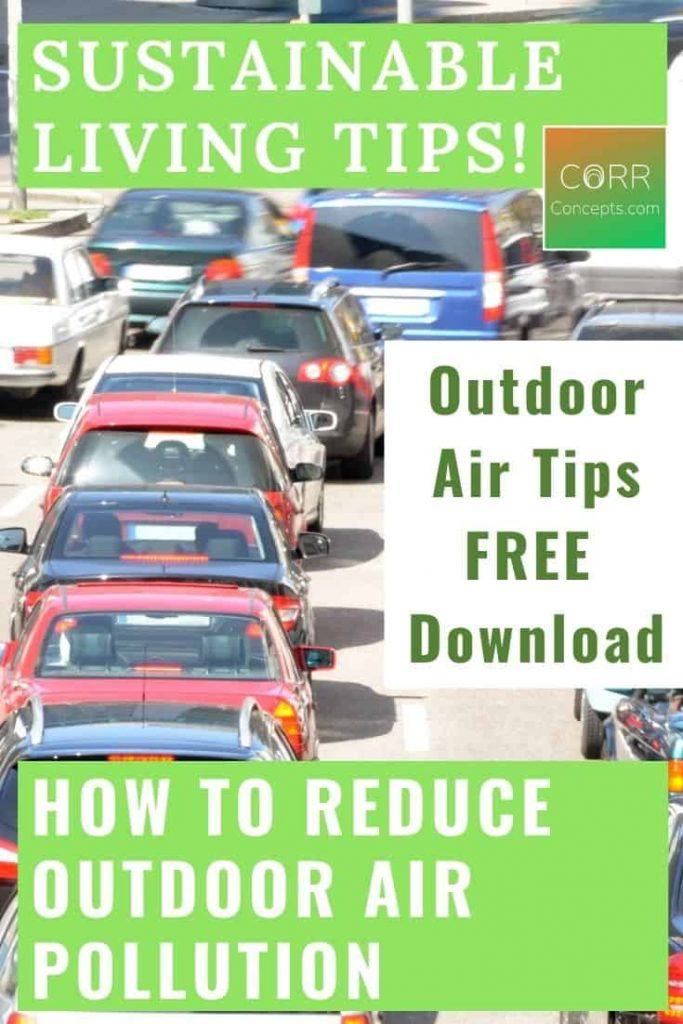 Reduce Air Pollution Outdoors-Sustainable Living Tips