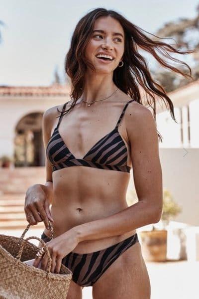Summersalt two piece eco-friendly swimwear