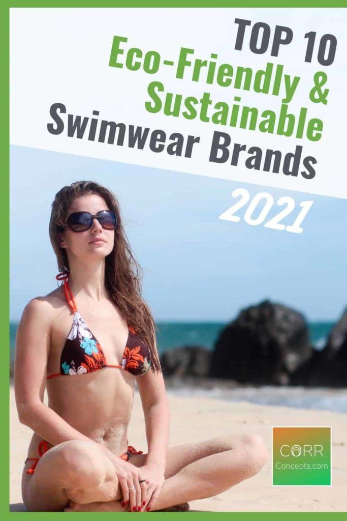 TOP 10 Eco-Friendly & Sustainable Swimwear Brands