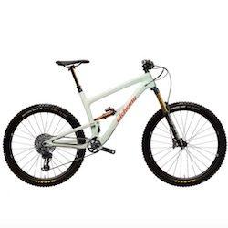 Alchemy Bicycles bike