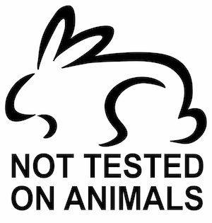 CCF Rabbit not tested on animals logo