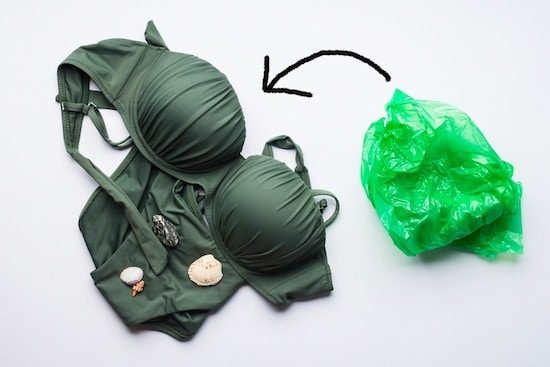 recycled clothing is eco-friendly fasthion