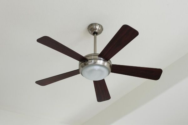 Ceiling fan saves energy and money