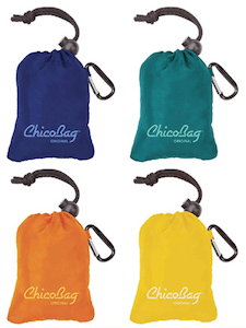 Chico Bags set of 4 are Eco-Friendly Products for Travel