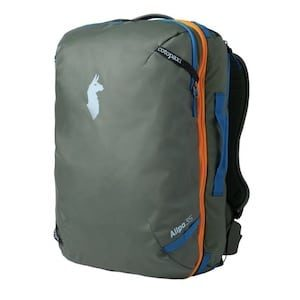 Cotopaxi_Allpa 35L Travel Pack best eco-friendly carry-on luggage