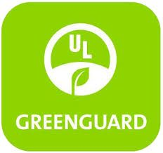 Greenguard logo-green | 3rd Party certifiers - Indoor Air Quality Products - Conscious Consumer