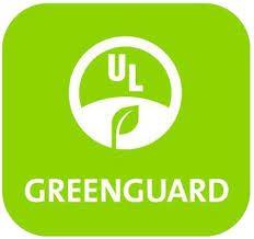 Greenguard logo-green