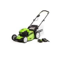 Greenworks electric mower