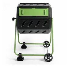Hot Frog 37 Gal Mobile Compost Tumbler
