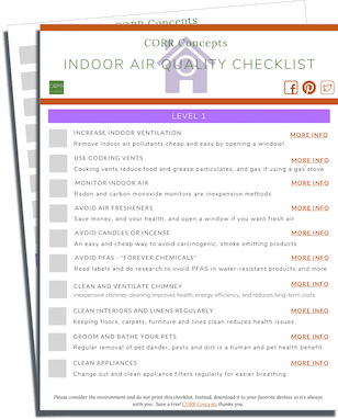 Indoor Air Quality Checklist image