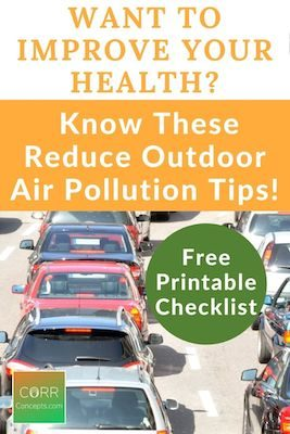 Why Reduce Air Pollution Outdoors Pinterest Pin