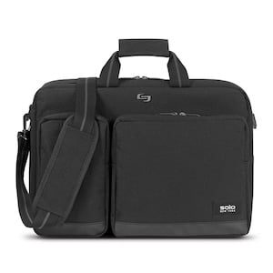 Solo NY Duane Hybrid briefcase eco friendly personal item bag