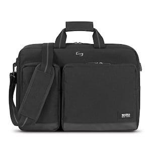 Solo NY Duane Hybrid briefcase eco friendly personal item bag