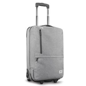 SoloNY_Re-Treat Carry-On best eco-friendly carry-on luggage