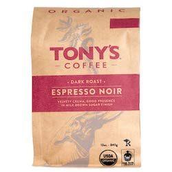 Tonys Coffee