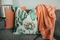 Two Pillows on Couch | Other Home Décor – Sustainable Fashion Products - Conscious Consumer_Sustainable Fashion