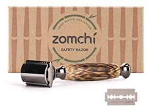 Zomchí Double Edge Safety Eco-Razor is an Eco-Friendly Product for Travel