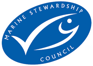 Marine Stewardship Council logo | 3rd Party Certifier - Sustainable Foods - Conscious Consumer
