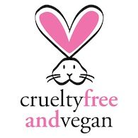 peta logo-cruelty free and vegan